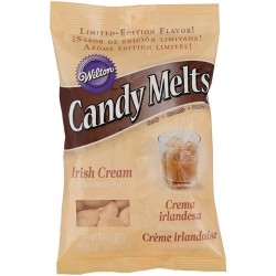 WILTON CANDY MELTS dropsy - IRISH CREAM