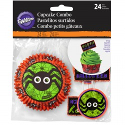 WILTON ZESTAW DO MUFFINEK HALLOWEEN