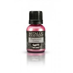 Farbka jadalna Rainbow Dust - Pearlescent  Cerise  25 ml
