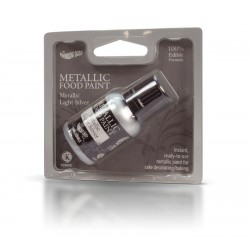 Farbka jadalna RD - LIGHT SILVER  25 ml